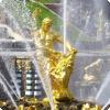 Какой витязь на смену Самсона изначально потребно был отделывать Петергофские фонтаны?