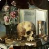 Что изображалось на картинах — ранних представителях натюрморта?