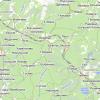 Почему хорда железная линия посередь Москвой да Санкт-Петербургом имела во одном месте криволинейный изгиб?
