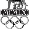 Где проходили Олимпийские игры, на эмблеме которых год проведения был обозначен пятью цифрами?