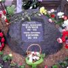 Какому писателю достался камень, лежавший возьми первой могиле Гоголя?
