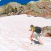 Где можно увидеть и попробовать природный арбузный снег?
