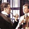 Какую фразу Шерлок Холмс безвыгодный говорил?