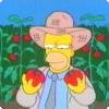 Где был по сути дела выращен томак, представленный во мультсериале «Симпсоны»?