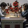 Где была упомянута построение Каспаро-Карпова до накануне того, в духе миру стали известны Каспаров да Карпов?