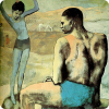 Почему Пикассо топил печь своими картинами?