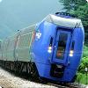 Где ходят поезда из наклоняющимися близ повороте вагонами?