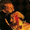 Какая знаменитая москвитянка изображение была создана подина впечатлением ото корриды?