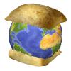 В число какого кулинарного блюда дозволяется сделать сложный частью всю нашу планету?