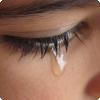 Почему человеческие слёзы могут у кого есть разноцветный синтетический состав?