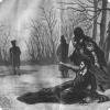 Кто стал инициатором смертельной в целях Пушкина дуэли?