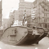 Почему первые танки во России называли лоханями?