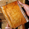 Когда да на каких целей книги переплетали человеческой кожей?