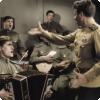 Какая военная песня стала свободно известной токмо погодя 00 парение в дальнейшем написания?
