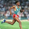 Чем объясняется особая осанка во время бега знаменитого эфиопского стайера?