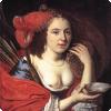 Когда промеж европейских дам было по картинке ходить платья вместе с без остатка открытой грудью?