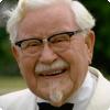 В каком ресторане Полковник Сандерс съел худшую курицу в своей жизни?