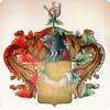 У какого дворянина держи гербе была изображена десница вместе с оспиной?