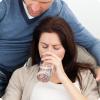 Почему в целях успокоения дают положения риз воду?