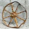 Где во начале 01 века запатентовали колесо?